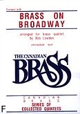Okładka: Lowden Bob, Canadian Brass: Brass On Broadway (głosy)