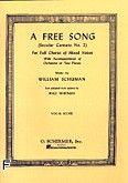 Okładka: Schuman William, Free Song
