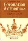Okładka: Händel George Friedrich, Coronation Anthem No. 4: Let Thy Hand Be Strengthened