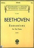 Okładka: Beethoven Ludwig van, Ecossaises