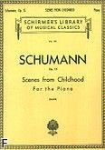 Okładka: Schumann Robert, Scenes from Childhood, Op. 15