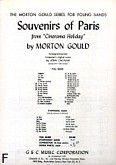 Okładka: Gould Morton, Souvenirs of Paris from