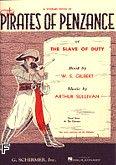 Okładka: Gilbert  and  Sullivan, The Pirates Of Penzance