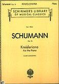 Okładka: Schumann Robert, Kreisleriana, Op. 16