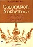 Okładka: Händel George Friedrich, Coronation Anthem No. 2: The King Shall Rejoice