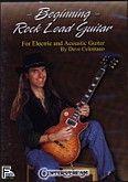 Okładka: , Beginning Rock Lead Guitar