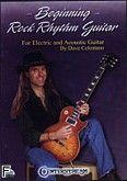 Okładka: , Beginning Rock Rhythm Guitar
