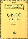 Okładka: Grieg Edward, Lyric Pieces - Volume 5: Op. 68, 71