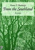 Okładka: Burleigh Harry T., From The Southland