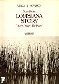Okładka: Thomson Virgil, Suite From Louisiana Story