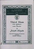 Okładka: Haydn Franz Joseph, Third Mass (The Imperial Of Lord Nelson)