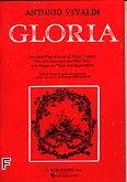 Okładka: Vivaldi Antonio, Gloria For SATB Chorus and Soloists with Organ or Piano Accompaniament