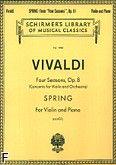 Okładka: Vivaldi Antonio, Four Seasons, Op. 8 - Spring