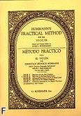 Okładka: Hohmann Christian Heinrich, Practical Method for the Violin, Vol. 2