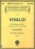 Okładka: Vivaldi Antonio, Four season, Op. 8 - Summer