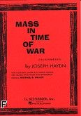 Okładka: Haydn Franz Joseph, Mass In Time Of War