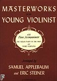 Okładka: , Masterworks for the Young Violinists