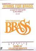 Okładka: Walters Richard, Hymns For Brass (partytura)