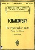 Okładka: Czajkowski Piotr, The Nutcracker Suite op. 71a