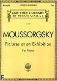 Okładka: Musorgski Modest, Pictures At An Exhibition (1874) - Centennial Edition
