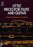 Okładka: Moyse Louis, Little Pieces for Flute and Guitar