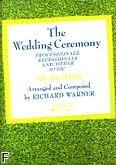 Okładka: Warner Richard, The Wedding Ceremony