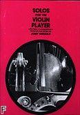 Okładka: Gingold Josef, Solos For The Violin Player