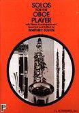 Okładka: Tustin Whitney, Solos For The Oboe Player na obój i fortepian