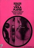 Okładka: Doktor Paul, Solos For The Viola Player (Piano / Viola)
