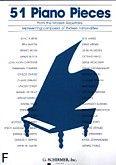 Okładka: , 51 Piano Pieces