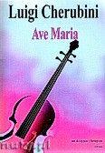 Okładka: Cherubini Luigi, Ave Maria for Violin and Piano