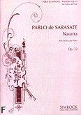 Okładka: Sarasate Pablo de, Navarra op. 33