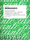 Okładka: Moniuszko Stanisław, Śpiewnik domowy, z. 5