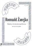 Okładka: Żarejko Romuald, Mędrcy świata na 3 skrzypiec (partytura + głosy)