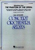 Okładka: Lloyd Webber Andrew, Phantom Of The Opera (score + parts)