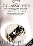 Okładka: , 17 Classic Hits Playalong for Clarinet