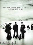 Okładka: U2, All That You Can't Leave Behind