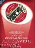 Okładka: , Guest Spot: 21 Classic Hits Playalong For Clarinet - Red Book