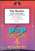 Okładka: Beatles The, The Beatles: Michelle / Eleanor Rigby / Yesterday / Ob-la-di, Ob-la-da for 4 Trombones (score and parts)