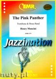 Okładka: Mancini Henry, The Pink Panther for Trombone and Brass Band (score and parts)