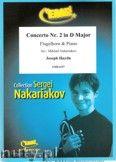 Okładka: Haydn Franz Joseph, Concerto Nr. 2 in D Major (partytura + głosy)
