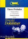 Okładka: Gershwin George, 3 Preludes