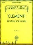 Okładka: Clementi Muzio, Sonatiny(6) i Sonaty(18) na fortepian