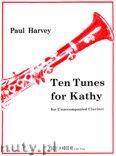 Okładka: Harvey Paul, Ten Tunes for Kathy