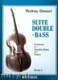 Okładka: Stewart Rodney, Suite Double Bass, Book 2
