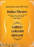 Okładka: Yakely June, Masters Of The 19th Century: Italian