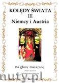 Okładka: Sołtysik Włodzimierz, Kolędy świata III Niemcy i Austria