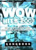 Okładka: , WOW 2003 Songbook