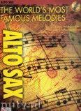 Okładka: , The World's Most Famous Melodies for Alto Sax
