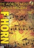 Okładka: , The World's Most Famous Melodies for F Horn